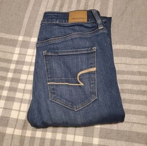 High Rise American Eagle Outfitters Jeggings
